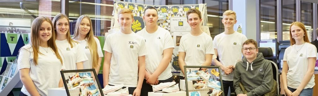The RU Group support Young Enterprise