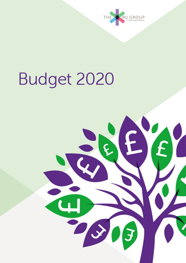 Budget 2020 The RU Group