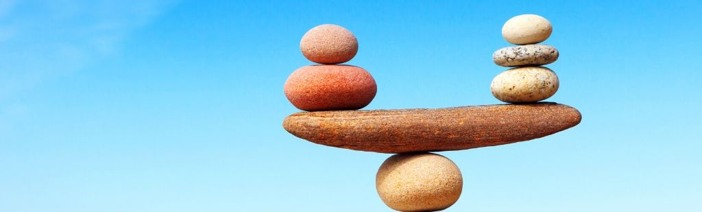 Rebalancing portfolios - balancing stones The RU Group