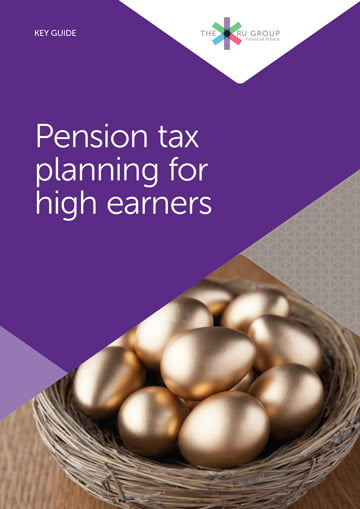 RU Group Pension Tax Planning