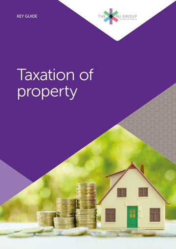 RU Group Taxation of Property