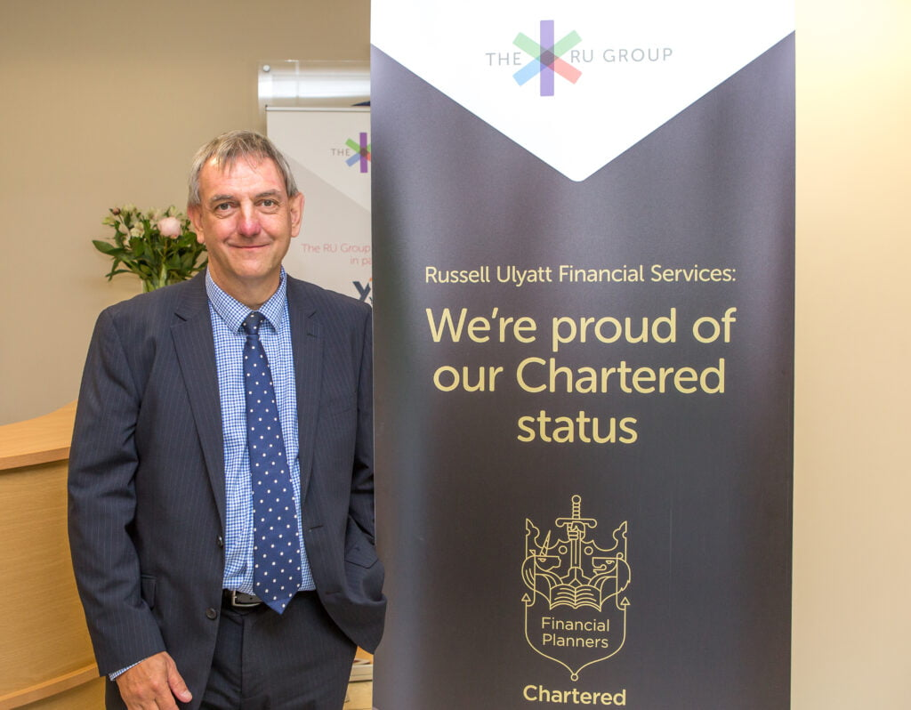 Nick Onslow - Chartered Financial Planner