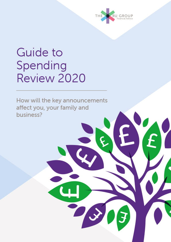 The RU Group - Spending Review 2020